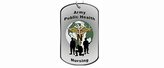 Womack Army Public Health Nursing Clinic (APHN) ID Tag Image