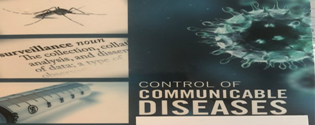 Epidemiology and Disease Control Image