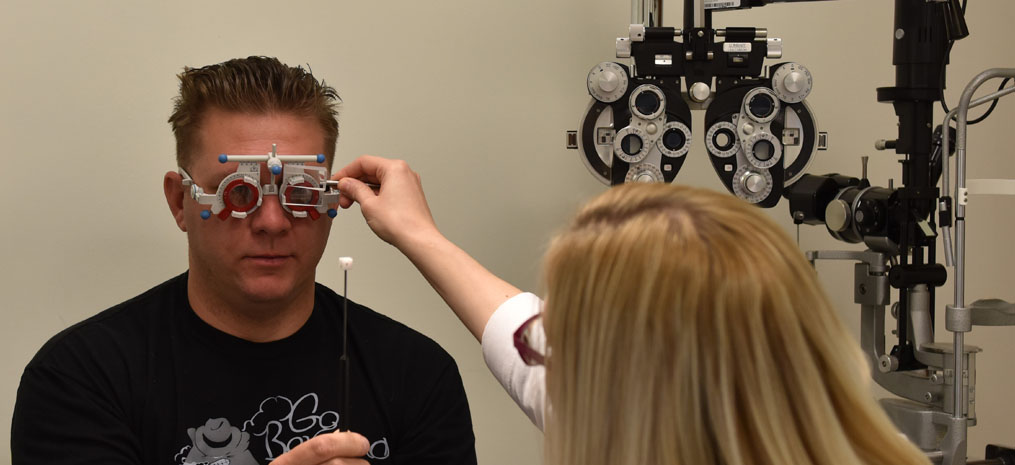 Optometry Visit