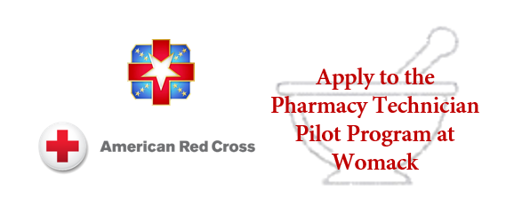 Apply to the Pharmacy Technician Program at Womack