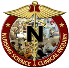Center for Nursing Science and Clinical Inquiry Crest
