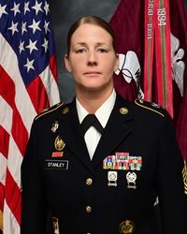 Command Sergeant Major Jody L Stanley