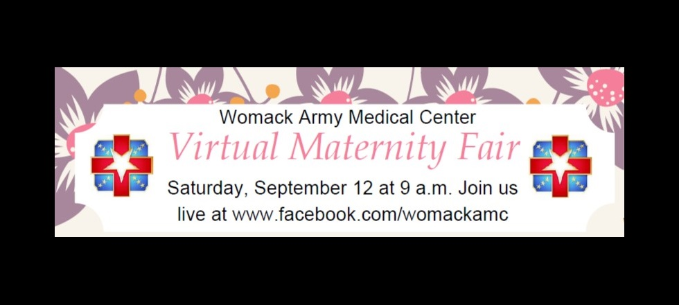 WAMC Virtual Maternity Fair September 12 @ 9 am
