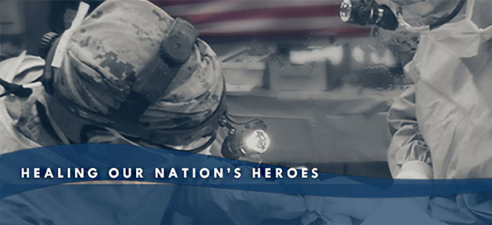 Healing Our Nation's Heroes