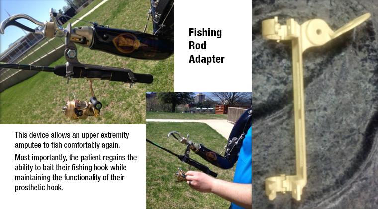 3D MAC Fishing Rod