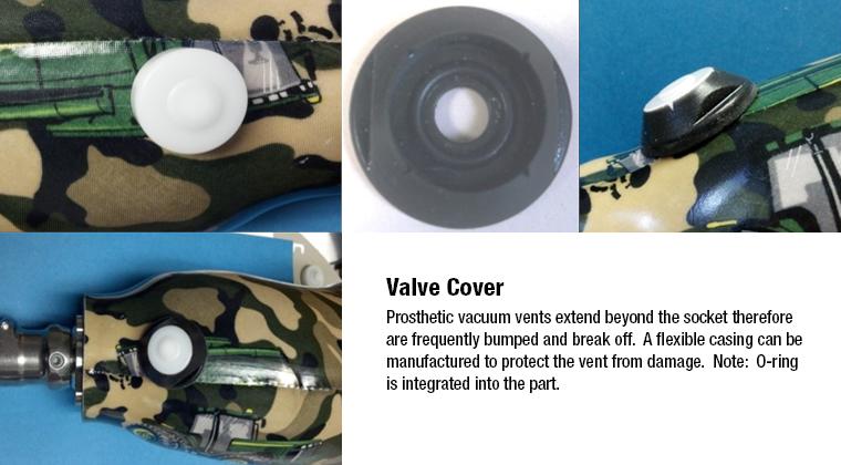 3D MAC Valve Cover