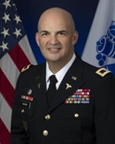 COL Andrew Barr, Director, WRNMMC