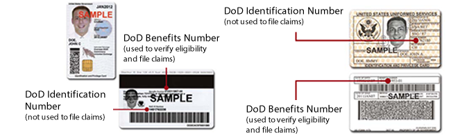 Eligibility - Showing Your ID to Providers | TRICARE