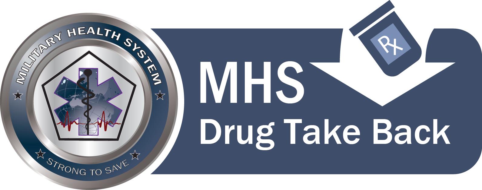 Official image of the MHS Drug Take Back Program