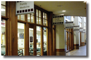 Womack Family Medical Residency Clinic