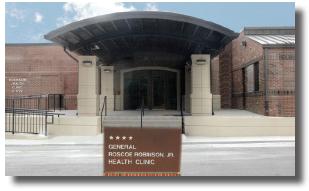 Robinson Health Clinic Womack Army Medical Center